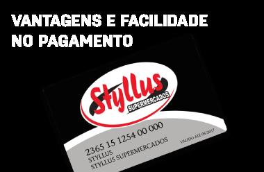 CARTÃO STYLLUS